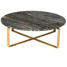 marble coffee table marble coffee table black brushed gold round marble coffee table west elm