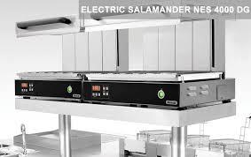 Salamander Kitchen Appliance Nayati Europe