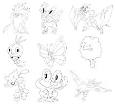 Disegni Di Pokemon Da Colorare Playingwithfirekitchencom