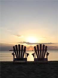 adirondack chairs on beach sunset. Unique Beach Sunset For Two Intended Adirondack Chairs On Beach Sunset S
