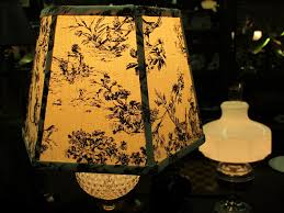 bridge lamp and oil lamp shades