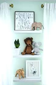 baby room bookcase girl nursery wall decor children shelves best ideas corner sh