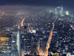 Urban City Lights Hd Wallpaper Download