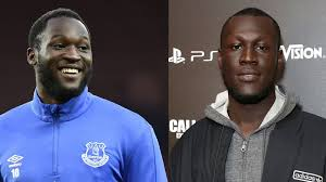 Irish Newspaper mistakes Grime Star Stormzy for Romelu Lukaku - video  Dailymotion