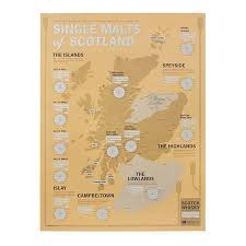 Whiskey Profile Chart Single Malts Of Scotland Tasting Map Scotch Tasting