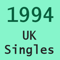 Uk No 1 Singles 1994 Uk Singles Chart Totally Timelines