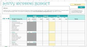 How To Make An Excel Spreadsheet For Budget Example Of Excel Spreadsheet Budget Planner Free How To Use The
