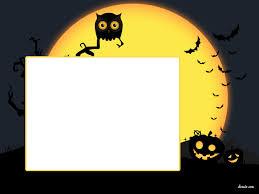 Halloween Invitation Template Free Printable Halloween Birthday Party Invitations Bagvania FREE 19