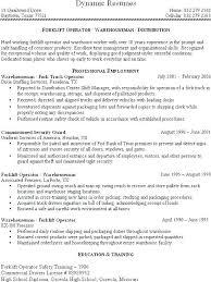 Forklift Operator Resume Inspiration 6918 Forklift Driver Resume Related Post Certified Forklift Operator