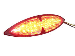 universal custom tail light for project motorbikes and custom bikes image 1