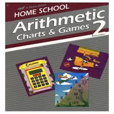 Abeka Math Charts Games