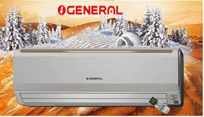 General Air Conditioners O General Ac Asga24aet 2 Ton 250 Sqft Split Air Conditioner The