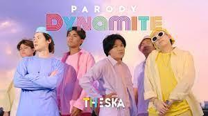 Dynamite - BTS [Parody Cover by Bie The Ska] ล้อเลียน 방탄소년단 [ENG SUB] -  YouTube