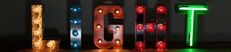 lighting letters. wonderful lighting light up letters numbers u0026 shapes in five iconic styles throughout lighting letters
