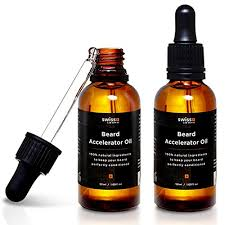 want a thicker softer beard beard growth oil from swiss lab  want a thicker softer beard beard growth oil from swiss lab series beard growth accelerator for stronger fuller healthier beard growth 50 milliliters