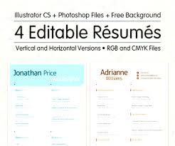 Free Editable Resume Templates Word Top Free Editable Resume Templates Word Downloadable And Editable 5