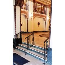 decorative scroll wooden cap rail railing