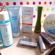 jual kosmetik produk wardah satu set