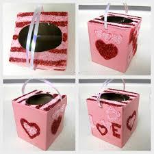 How To Decorate A Valentine Box Valentine Card Box Box Tissue boxes and Creative 30