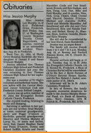 005 Template Ideas Newspaper Obituary Microsoft Word Format