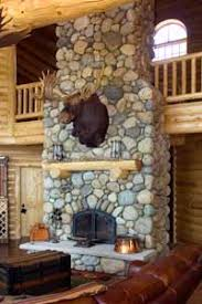 The most traditional is to have a brick or stone fireplace and chimney  built ...