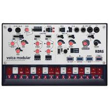 Аналоговый синтезатор Korg Volca-Modular (227815 ... - ROZETKA