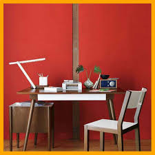 color schemes for home office. Best Office Simple Home Ideas With Red Wall Color Schemes Picture For Paint Concept And Style