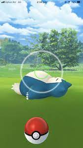 Is the circle for catching Yawn Snorlax inaccurate? All Yawn Snorlax have  green circle but not easy to catch.: pokemongo
