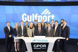 Gulfport Energy Corporation Rings The Nasdaq Opening Bell Gpor