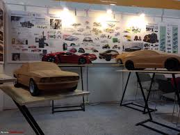 Car Design Courses In Pune Design Schools Auto Expo 2018 Team Bhp