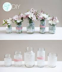 How To Decorate Canning Jars How To Make DIY Lace Covered Mason Jars 42