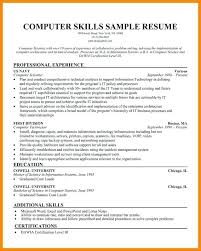 Skills On A Resume Simple Good Communication Skills Resumes Canreklonecco