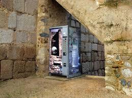 Roman Vending Machine New Vending Machine Roman Ruins Merida Spain Jan 4848 Arthur