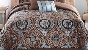 comforter sheets delectable bedding sets paisley light blue clearance brown dark bedspread king quilt denim bedrooms