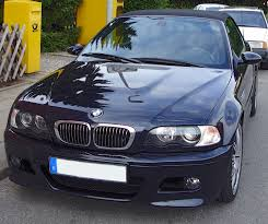 Sport Series 2007 bmw m3 : File:BMW M3 E46 Cabrio front.jpg - Wikimedia Commons