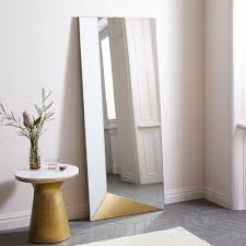 floor mirror. Geo Shapes Floor Mirror O