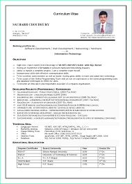 Curriculum Vitae Template For Word Updated Doctors Cv Template Word For Mbbs Doctor Resume Format