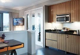 One Bedroom Suite Las Vegas Terrace Studio Suite Kitchenette The Cosmopolitan Of Las Vegas