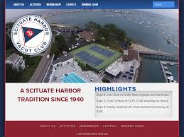 Scituate Harbor Yacht Club Competitors Revenue And