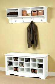 Bench Coat Rack Plans Gorgeous Seemly Entry Way Bench Espresso Entryway Bench Storage And Coat Rack