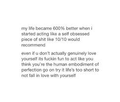 Loving Yourself Image 40 By Missdior On Favim Inspiration Tumblr Quotes About Loving Yourself