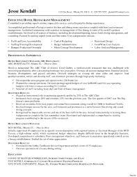 house manager resumes best ideas ofategory manager resume objective easy essay goal