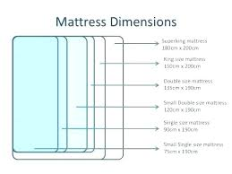 Double Bed Mattress Size Abrafx Co
