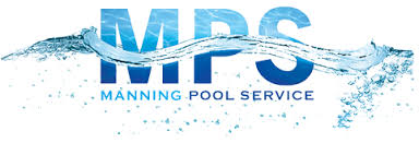 pool service logo. Lets Discuss Your Pool Needs Service Logo I