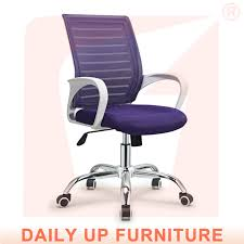 beautiful office chairs. Comfortable Mesh Office Chair Height Adjustable Beautiful Purple Colour Chairs C