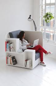 office privacy pods. 22 Things That Belong In Every Bookworm\u0027s Dream Home Office Privacy Pods