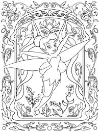 Adult Colouring Page Adultcolouring Disney Coloring Pages