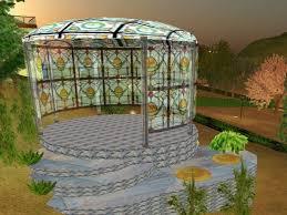 gazebo glass. free stained glass garden gazebo 62c28c0cebea9cfce84b5e44208169c8 p