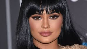 kylie jenner and the age lip filler
