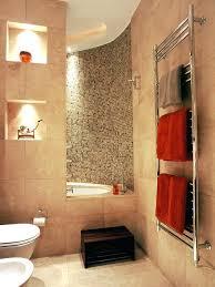 terrific garden tub with shower garden garden tub shower curtain ideas